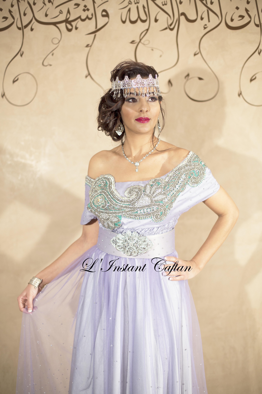 951a29089e6 Robe Oranaise modernisée – L Instant Caftan